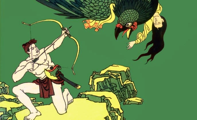 Phân tích hình ảnh nhân vật Thạch Sanh trong truyện cổ tích