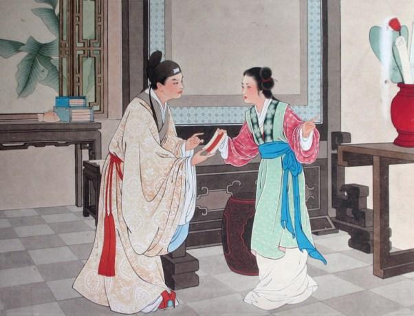 """Phân tích nhân vật Vũ Nương trong truyện """"Chuyện người còn gái Nam Xương"""""""